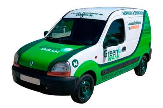 franquicia movil lavado ecologico de vehiculos