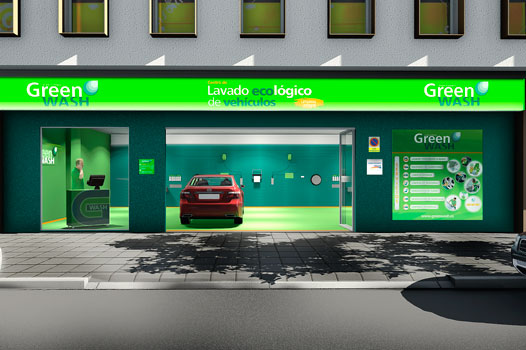 Auto Services Near Me >> Green Wash - Eco-friendly car wash franchise with low water consumption