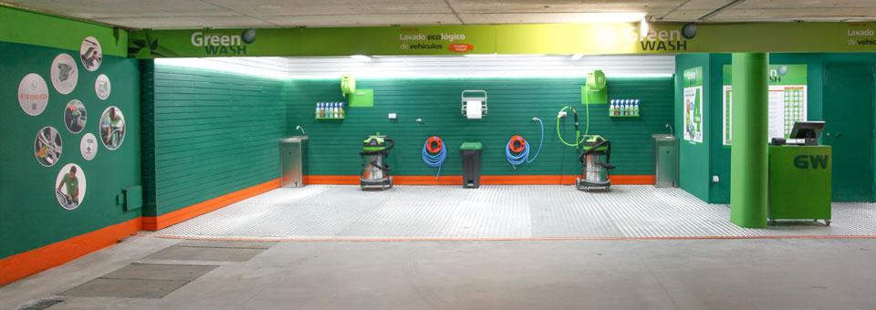 Green Wash incorpora el reciclado de materias primas a su estructura de modelo de negocio