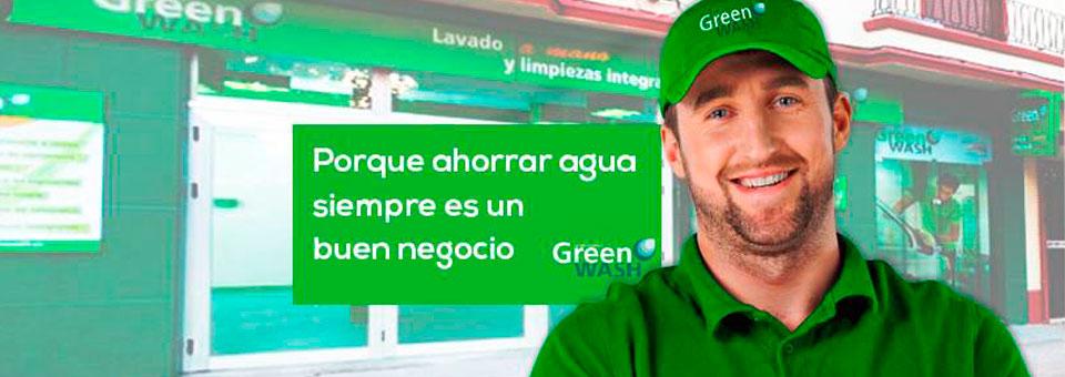 Green Wash, inventores del lavado ecológico, cumplen 33 años de trayectoria